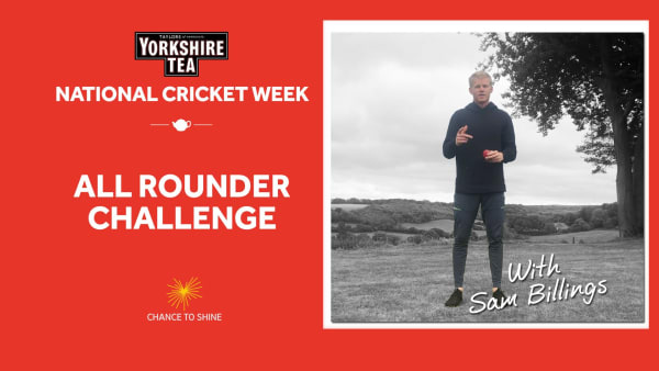 Friday 26 June - All-Rounder Challenge
