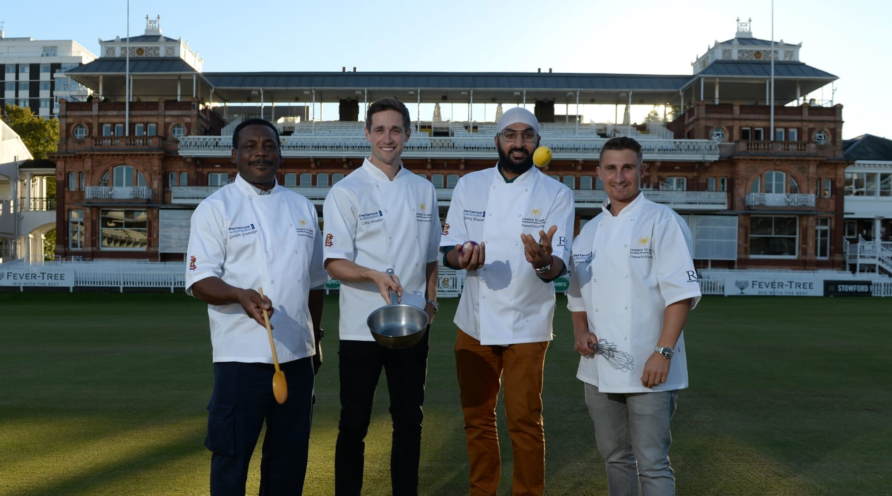 More Lord's glory as Greenidge takes Chance to Dine title