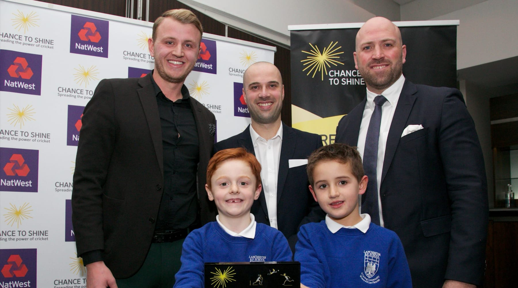 Chance to Shine recognise stars of the sport at national awards