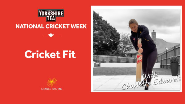 Wednesday 24 June - Cricket-Fit